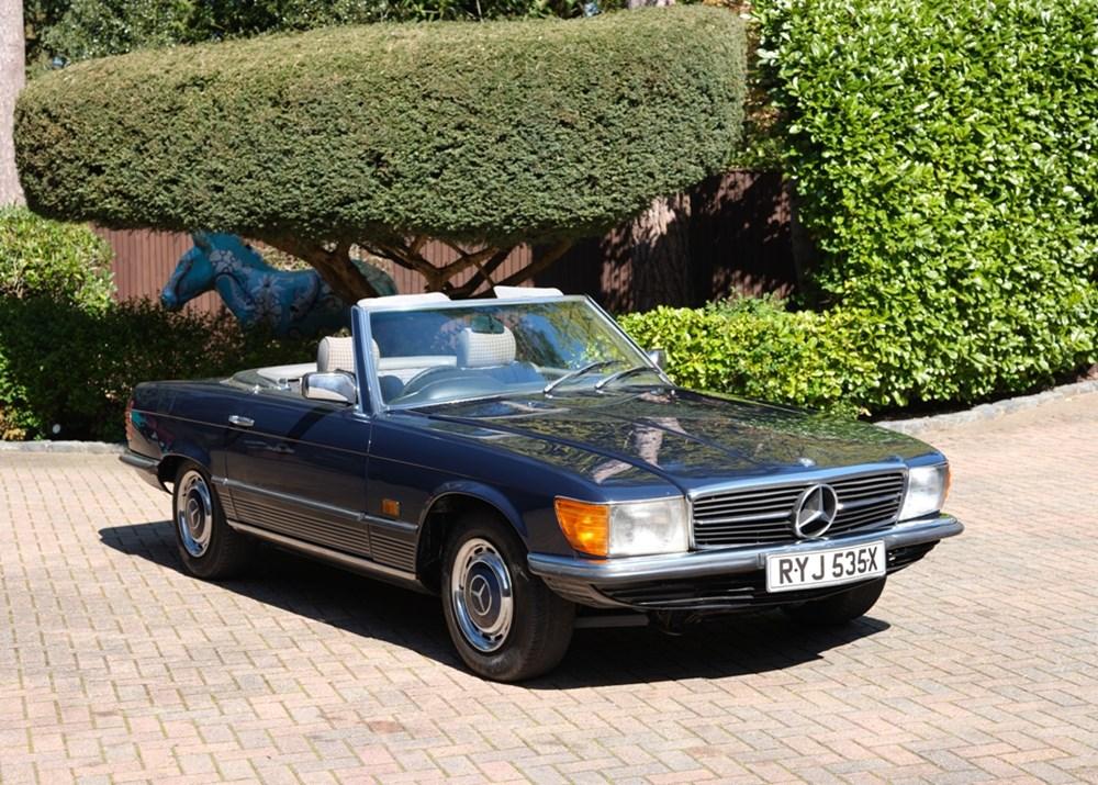 1982 Mercedes-Benz 280 SL
