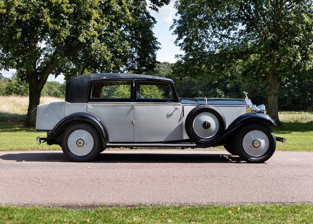 1933 Rolls-Royce 20/25 Saloon by Lancefield - Image 2 of 9