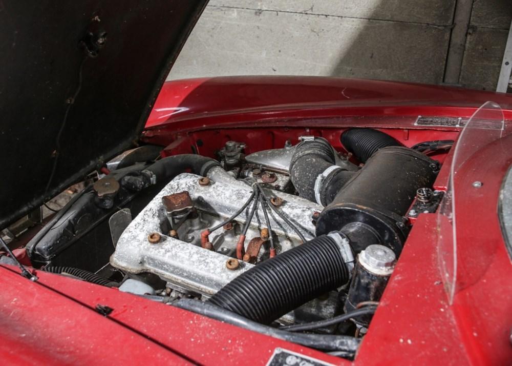 1960 Alfa Romeo Giulietta Sprint Speciale by Bertone - Image 5 of 9