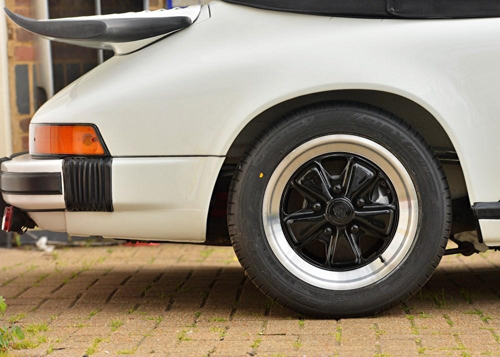 1983 Porsche 911 SC Cabriolet (3.0 Litre) - Image 9 of 9