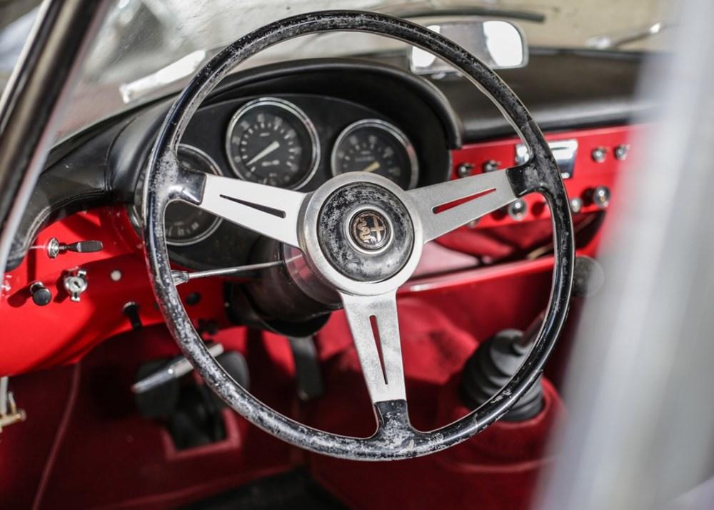 1960 Alfa Romeo Giulietta Sprint Speciale by Bertone - Image 8 of 9