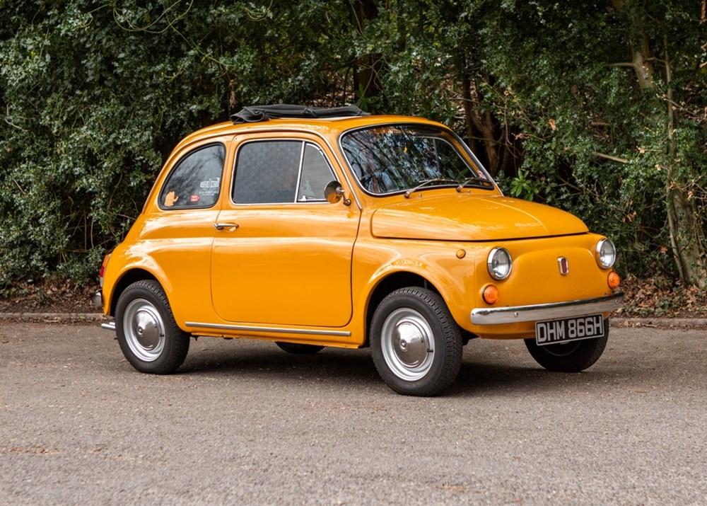 1970 Fiat 500L - Image 2 of 9