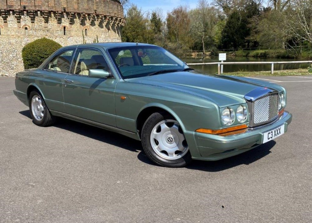 1995 Bentley Continental S - Image 7 of 9