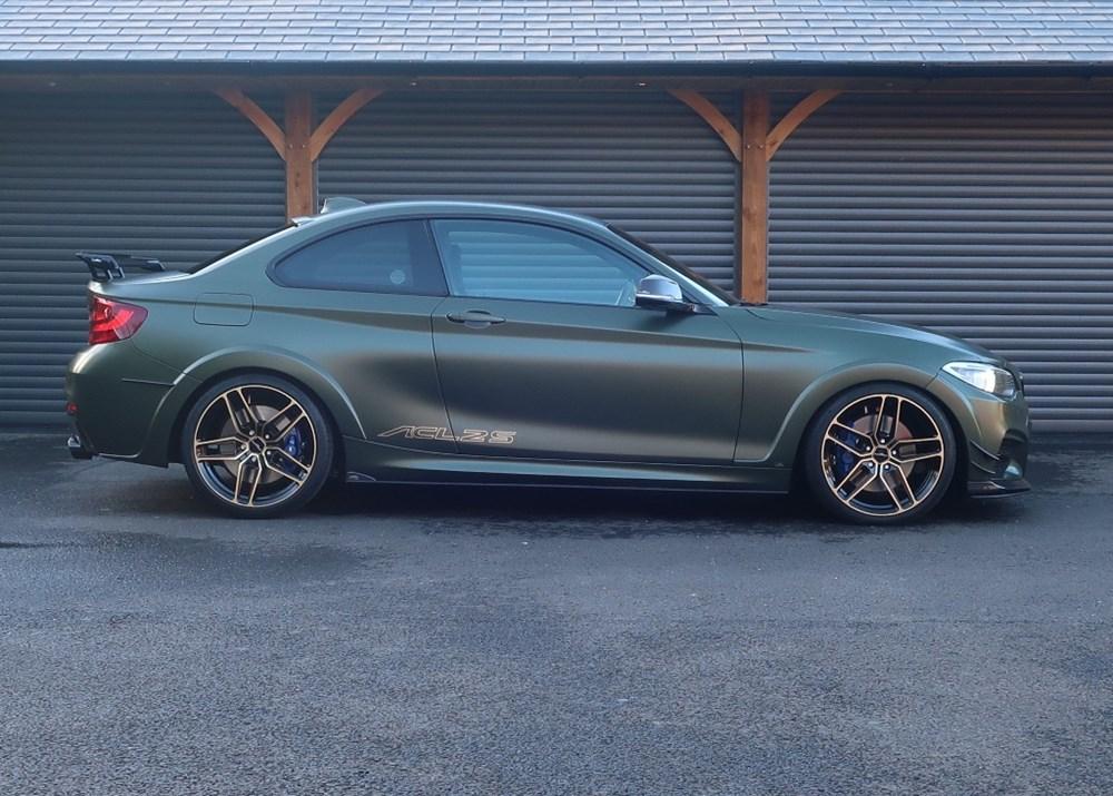 2017 BMW AC Schnitzer ACL2S