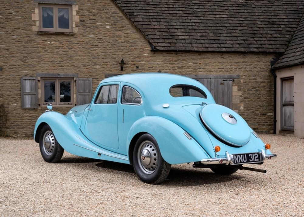 1949 Bristol 400 Coupé - Image 2 of 9