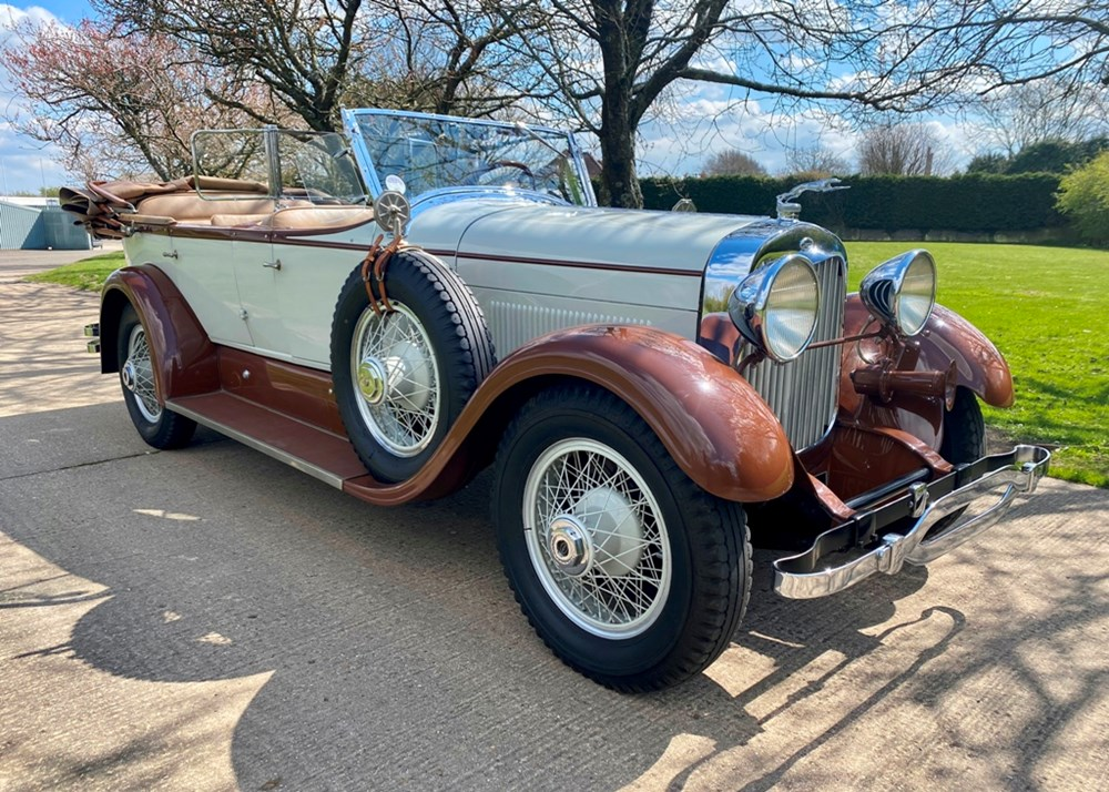 1928 Lincoln Model L Tourer by Locke