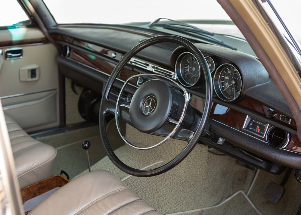 1969 Mercedes-Benz 300 SEL - Image 5 of 9