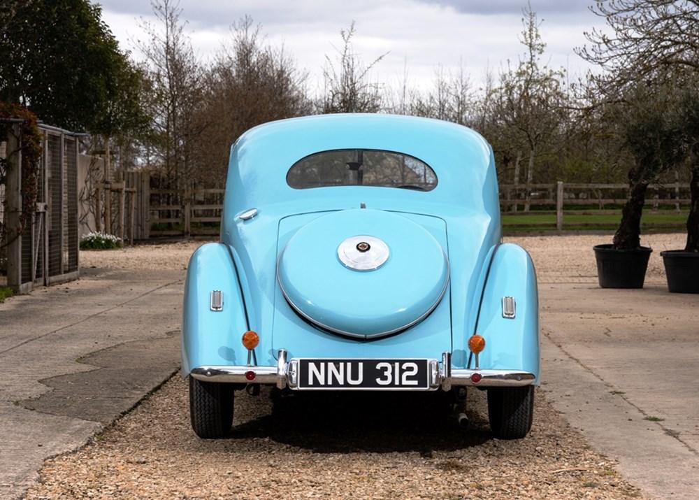 1949 Bristol 400 Coupé - Image 4 of 9