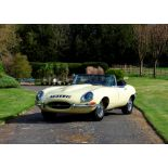 1966 Jaguar E-Type Series I Roadster (4.2 Litre)