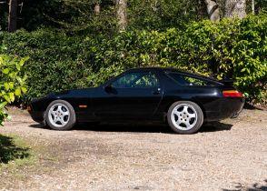 1994 Porsche 928 GTS Manual