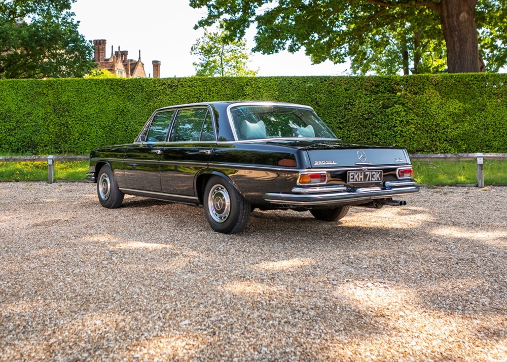 1972 Mercedes-Benz 280 SEL (3.5 litre) - Image 6 of 11