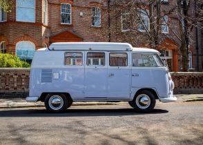 1967 Volkswagen Type 2 Split Screen Campervan
