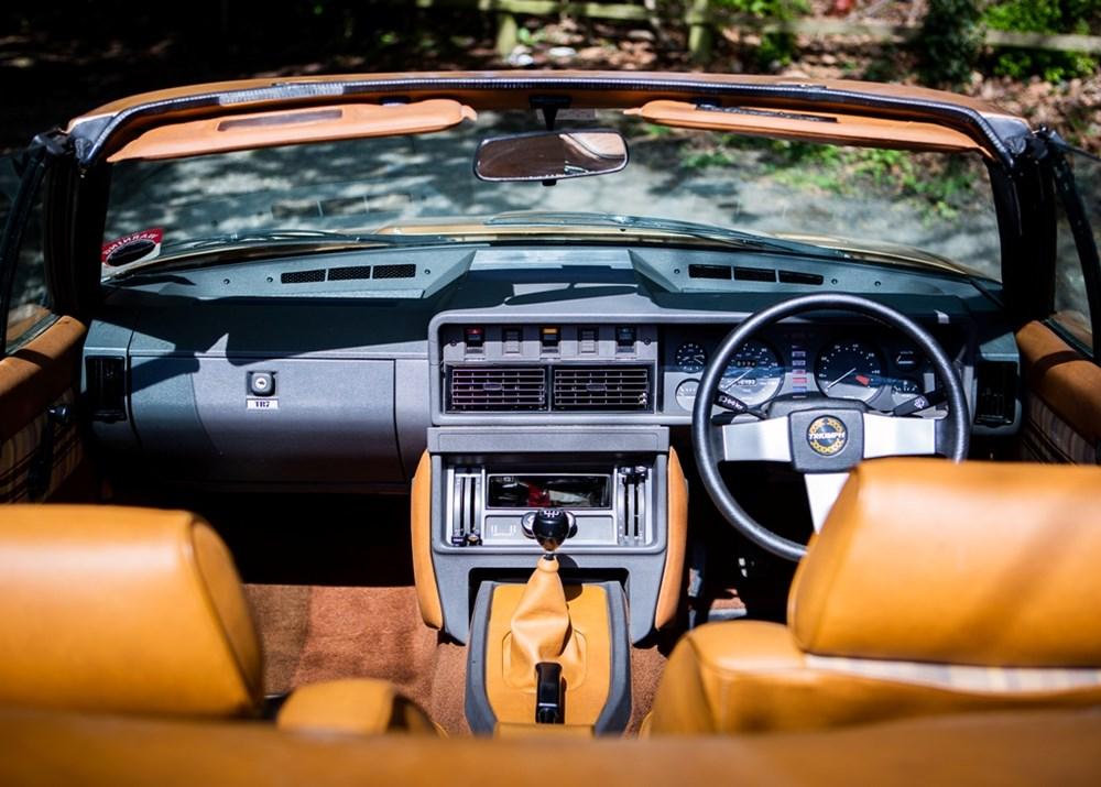 1981 Triumph TR7 - Image 5 of 9