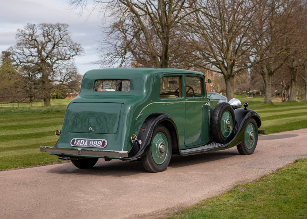 1934 Rolls-Royce 20/25 by Atcherley - Image 5 of 9