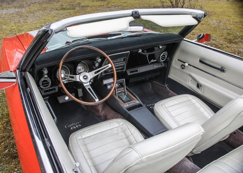 1968 Chevrolet Camaro SS Convertible - Image 4 of 9