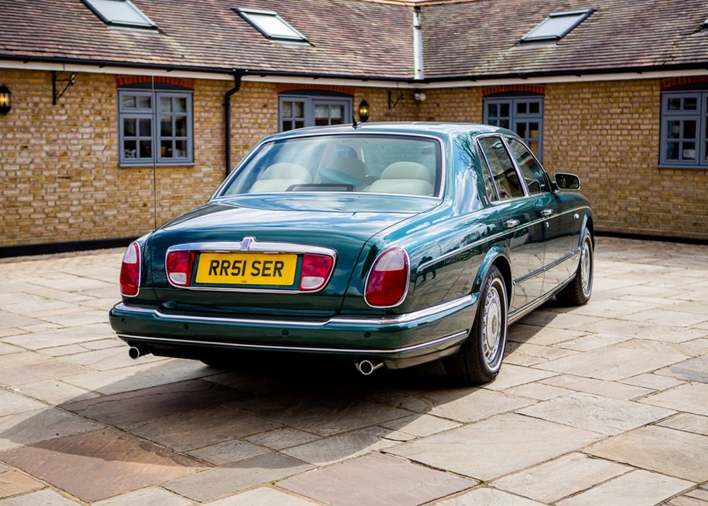 2001 Rolls-Royce Silver Seraph 'Last of Line' Edition - Image 2 of 9