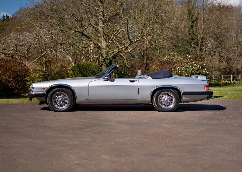 1990 Jaguar XJS Convertible - Image 2 of 9