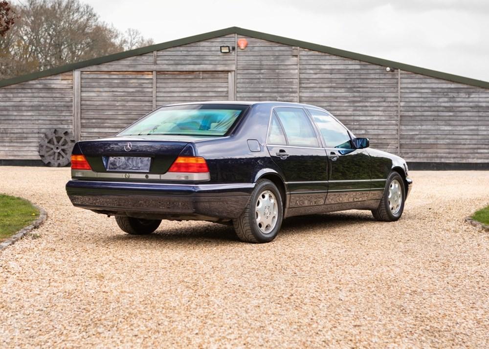 1995 Mercedes-Benz S600 L - Image 2 of 9
