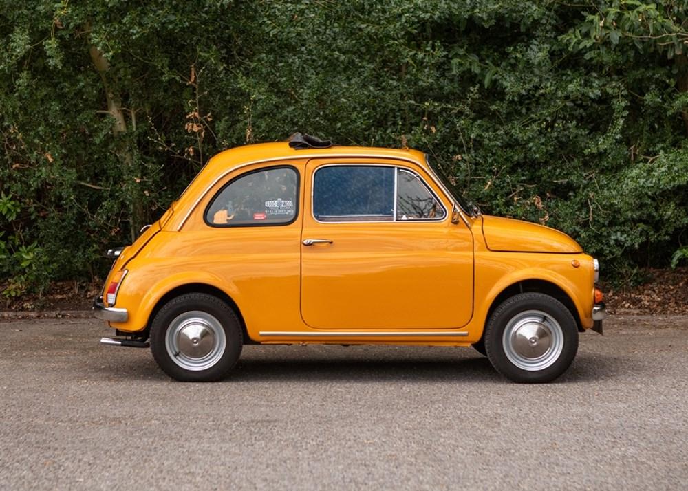 1970 Fiat 500L - Image 4 of 9