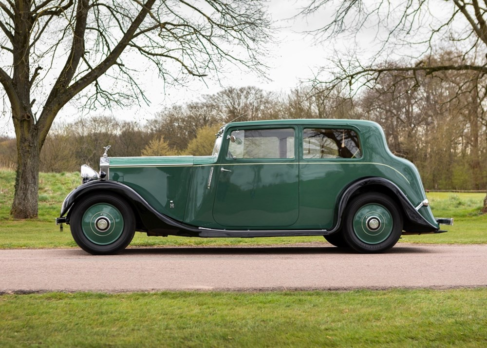1934 Rolls-Royce 20/25 by Atcherley