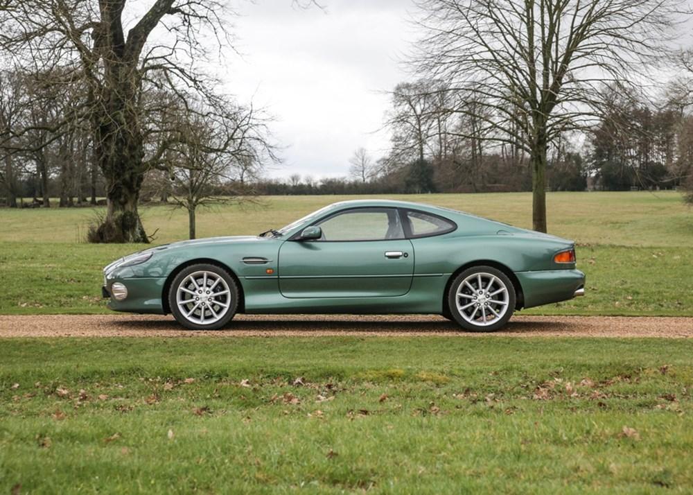 1999 Aston Martin DB7 Vantage Coupé