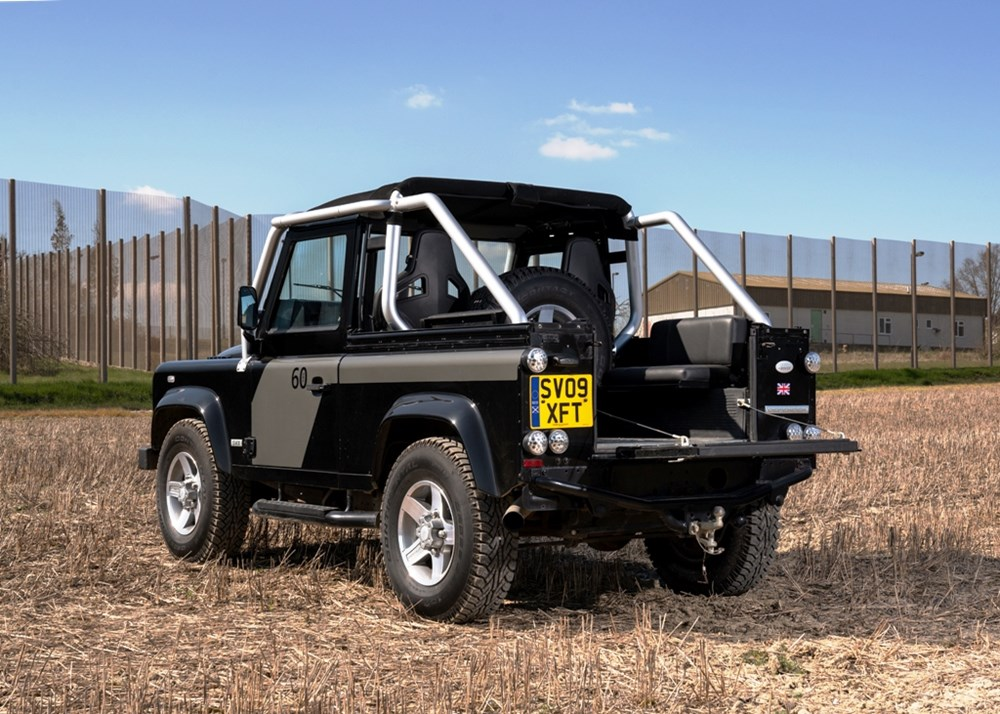 2009 Land Rover Defender SVX 60th Anniversary Limited Edition - Image 2 of 9