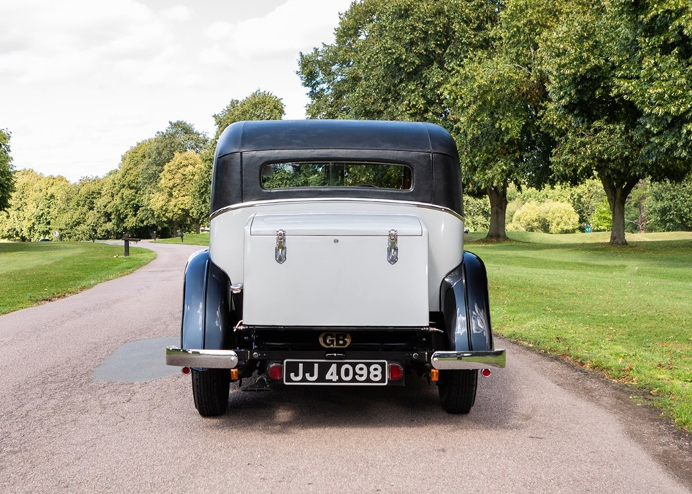 1933 Rolls-Royce 20/25 Saloon by Lancefield - Image 5 of 9