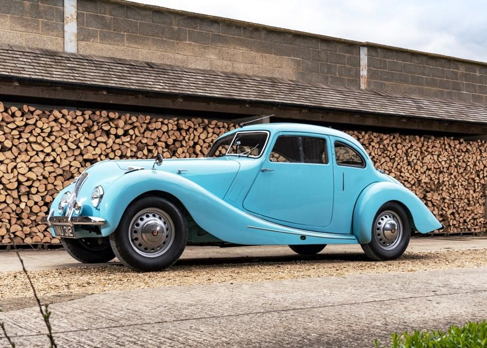 1949 Bristol 400 Coupé