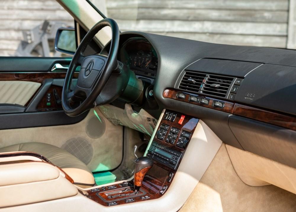 1992 Mercedes-Benz 600 SEL - Image 5 of 9