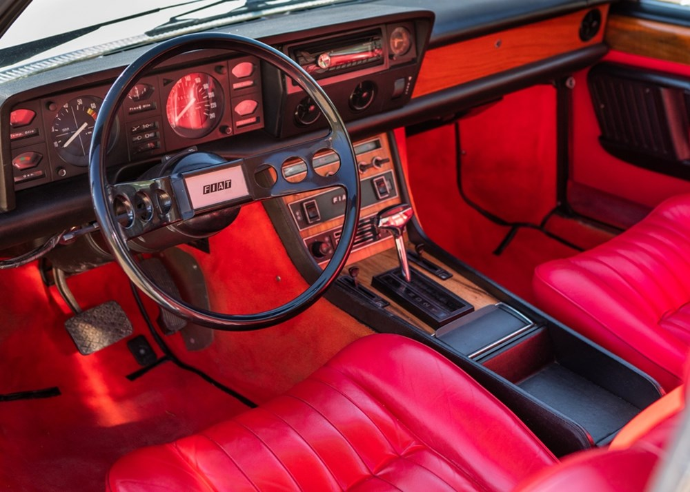 1973 Fiat 130 Coupé Auto - Image 4 of 6