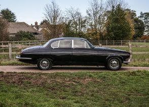 1969 Jaguar 420 G