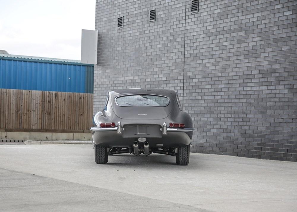 1961 Jaguar E-Type Series I Coupé Flat-Floor (3.8 litre) - Image 4 of 9