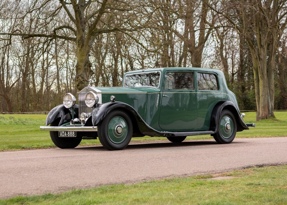 1934 Rolls-Royce 20/25 by Atcherley - Image 3 of 9