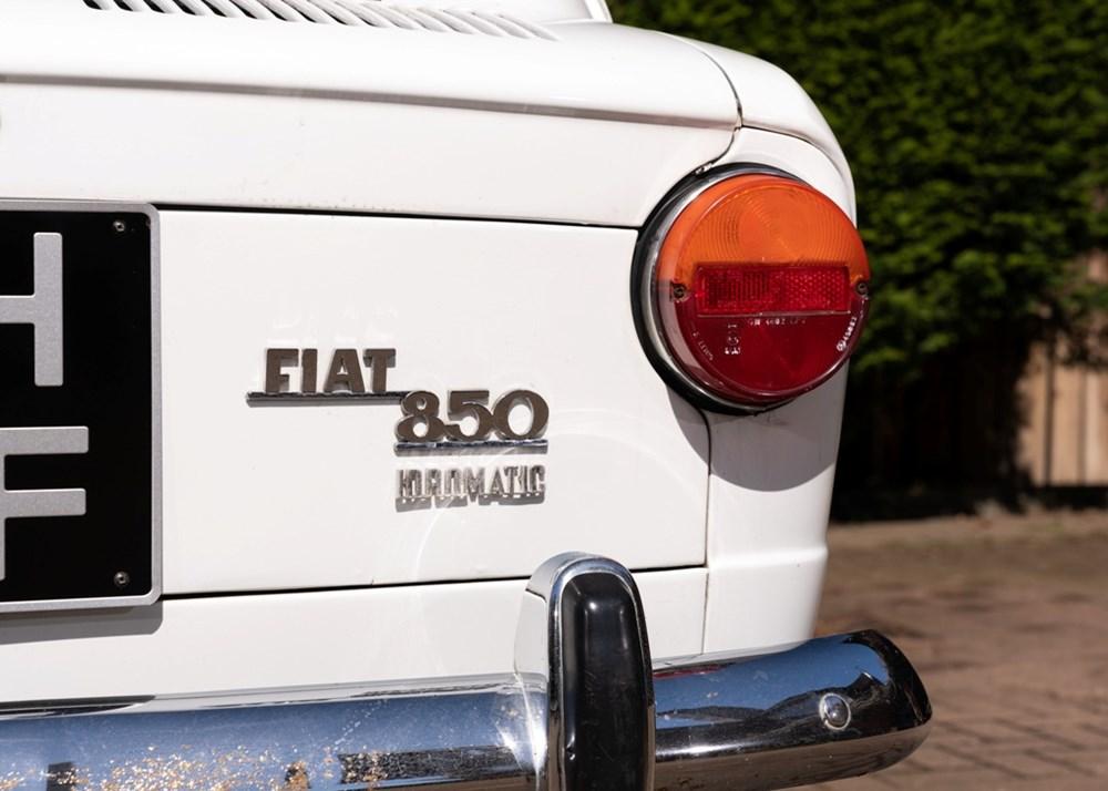 1967 Fiat 850 Idromatic - Image 2 of 6