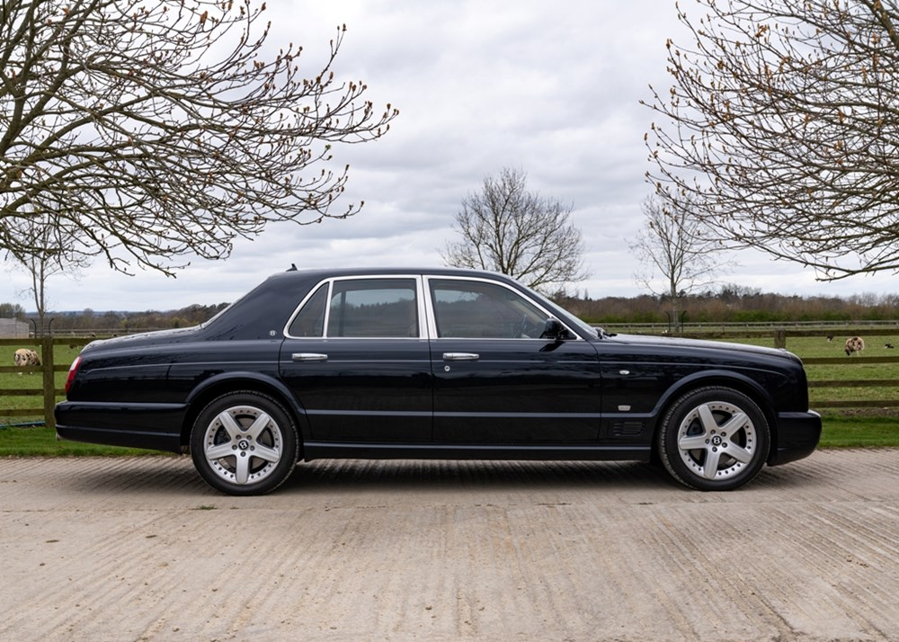2005 Bentley Arnage T by Mulliner