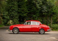 1963 Jaguar Mk. II (3.4 litre Manual O/D)