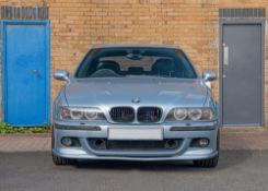 ***WITHDRAWN*** 2001 BMW M5 (E39)