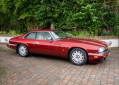 1995 Jaguar XJS Celebration