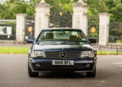 1996 Mercedes-Benz SL320 Special Edition