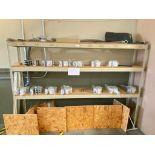 Shelf of Molds
