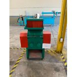 Grinder for Recycled Material
