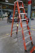 Louisville 8' Fiberglass Ladder