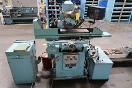 Jones-Shipman Model 1400, Precision Toolroom Surface Grinder