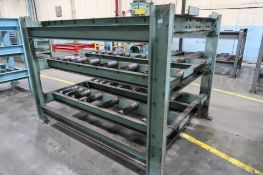 Heavy Duty Die Rack w/ Rollers