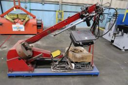 Bortech Corp, Controller M/N 126, Welding Head M/N B224, Bore Welding System