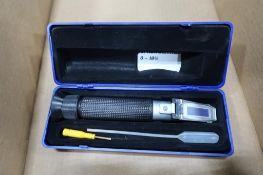 Nimatic Handheld Refractometer