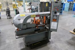 Wells Model 1270, Horizontal Band Saw