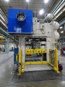 Wilkins & Mitchell 750 Ton Mechanical Press