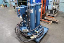 Oil Filtration Systems Inc. Model FS-30VFD-2/840X-480-N4-V, Filtration System Filter Skid
