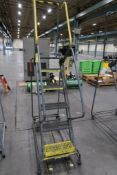 Ballymore 6-Step Safety Rolling Ladder